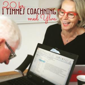 Coachning med glad klient